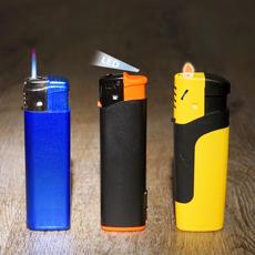 Jet-LED-Turbo Feuerzeug