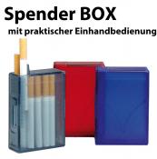 Spender Zigarettenbox
