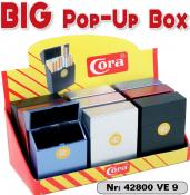 Zig Box Pop-Up Metallic BIG Box