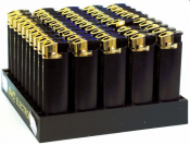 BIC Elektronik schwarz / gold