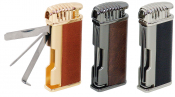 Pfeifen-Feuerzeug ORLANDO mit Besteck