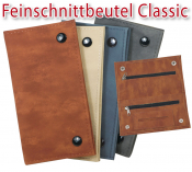 Feinschnittaschen Kunstleder Classic