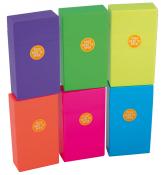 Zig Box Pop-Up Neon Farben (für 100er)