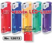 Fzg. mit weissem LED Licht