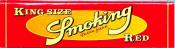 Smoking Kingsize Red Zigarettenpapier