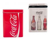 Blech-Box Coca-Cola