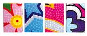 ALU Box mit Magnetverschluss Spiegelpunkte farbig