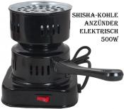 Shisha Kohle Anzündeofen elektrisch 600W
