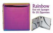 20er Zigarettenetui Rainbow