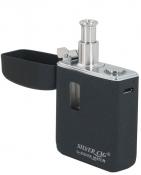 E-CLOUD eZigarette SilverCig SCHWARZ mit Deckel