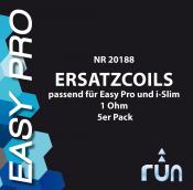 RUN/ i-Slim ERSATZCOILS 3er Pack