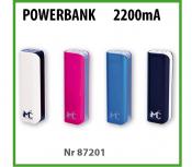 Powerbank 2200mA GÜNSTIG