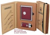 Geschenkset Laguiole Zigaretten-Etui & Feuerzeug