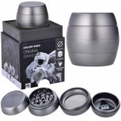 Luxusgrinder Aluminium 4-teilig 50mm Champ High ANTHRAZIT