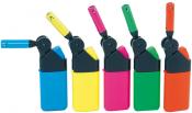KLAPP-Anzünder Neonfarben Leichtdrücker