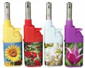 Anzünder Blumen mini BBQ