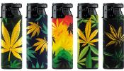 JET Feuerzeug Cannabis VE 50