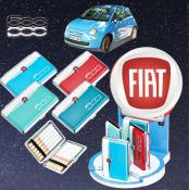 FIAT 500 Zigaretten Etui