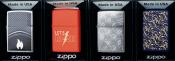 Zippo 4er Sonderpaket L