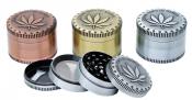 Grinder Metall 4-teilig Hanf 51mm