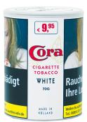 CORA Cigarette Tobacco White 70g
