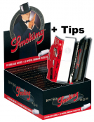 Smoking Kingsize Black + TIPS